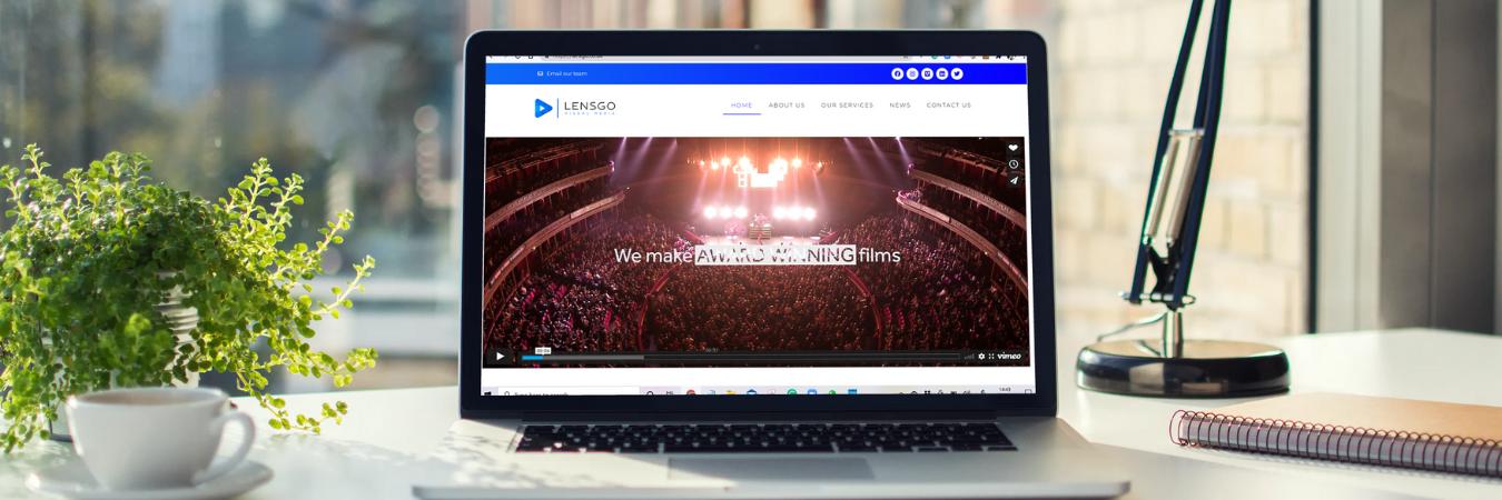 LensGo Visual Media Online